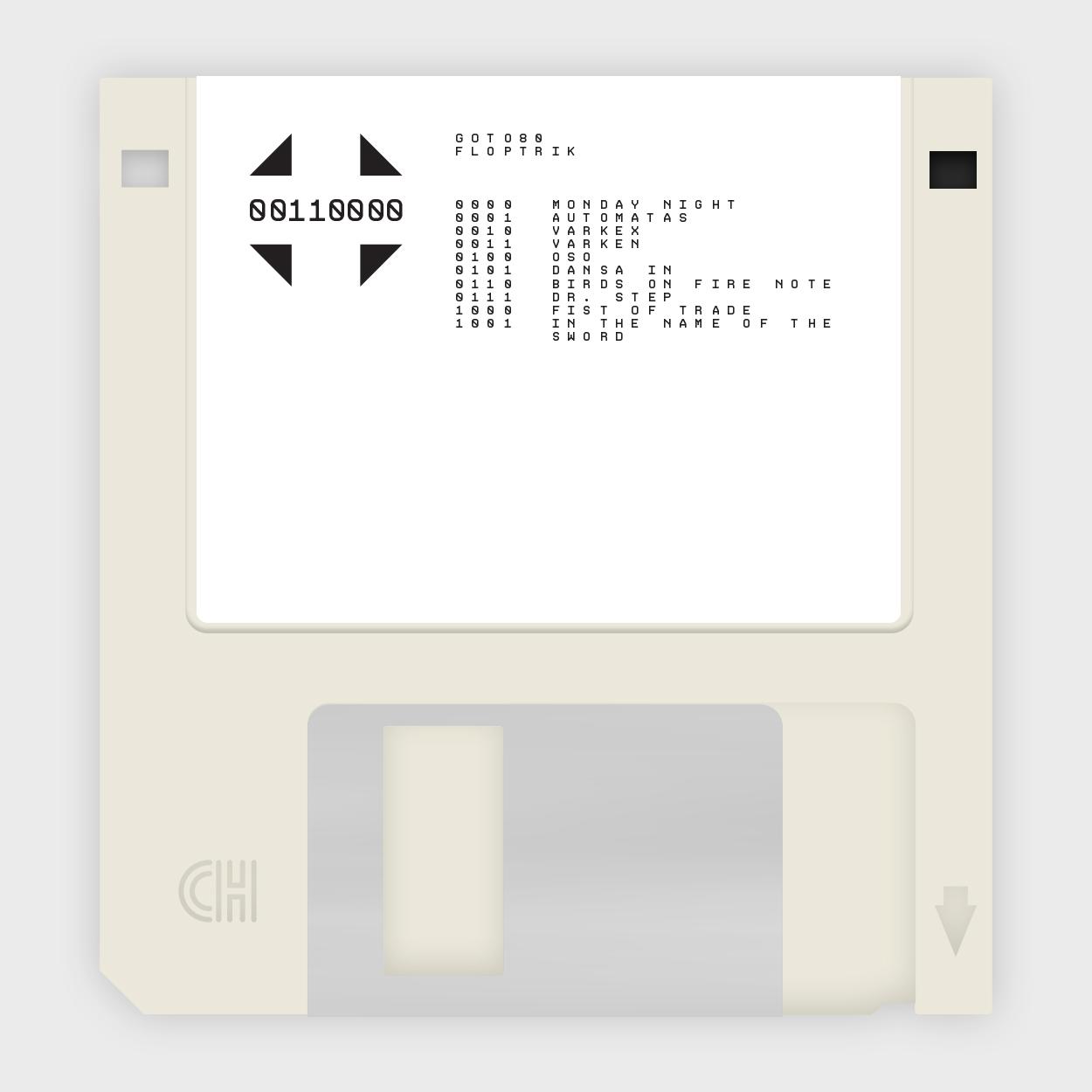 Goto80 - Floptri