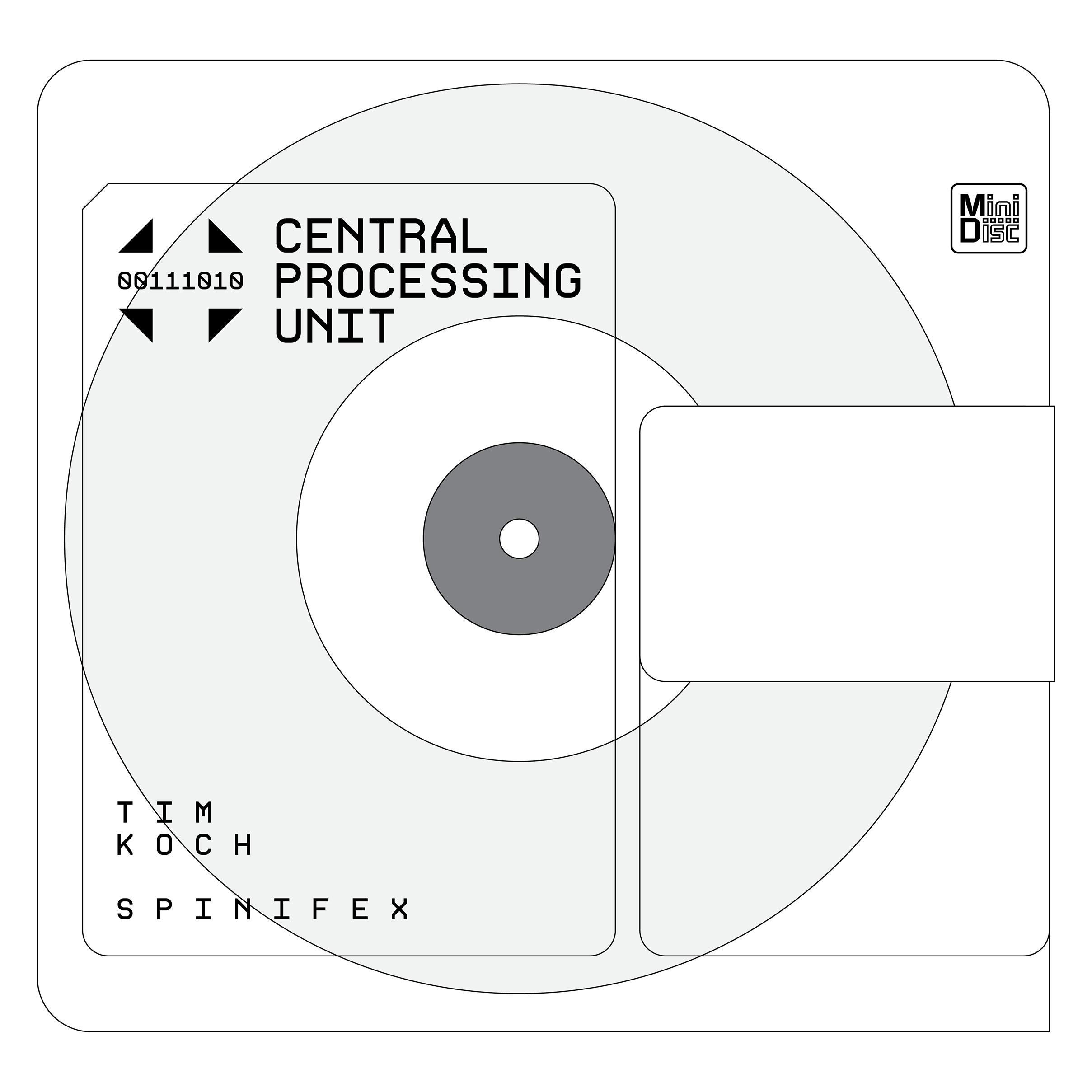Tim Koch Spinifex Minidisc