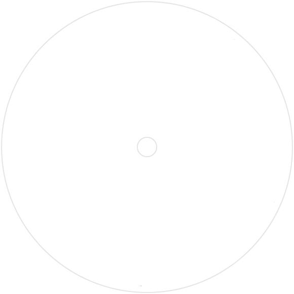 """7"""" White Label"""