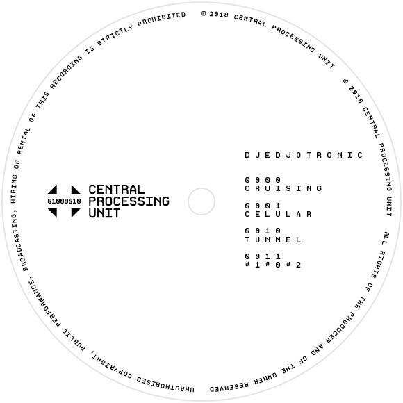 DJEDJOTRONIC - CRUISING